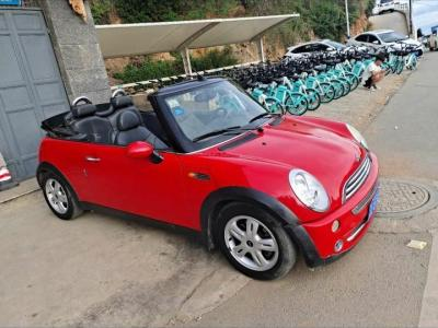 MINI MINI  2007款 1.6L COOPER Excitement