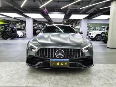 2020年3月 奔驰 奔驰AMG GT AMG GT 50 四门跑车图片