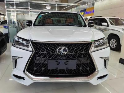 雷克萨斯 LX  2019款 570 巅峰特别版