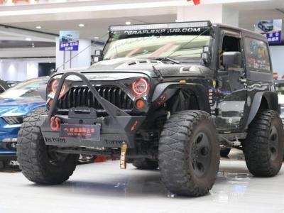 2013年1月 Jeep 牧马人(进口) 3.6L Rubicon 两门版图片