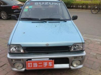 2007年11月铃木奥拓奥拓 2006款 0.8l 标准型