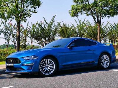 2020年4月 福特 Mustang  2.3L EcoBoost图片