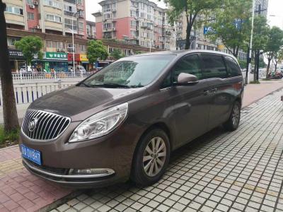 别克 GL8  2013款 2.4L LT豪华商务行政版