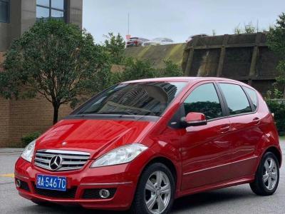 2011年12月 奔驰 奔驰A级(进口) A 160图片