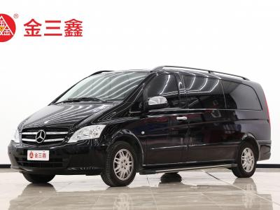 2015年3月 奔驰 威霆 3.0L 商务版图片