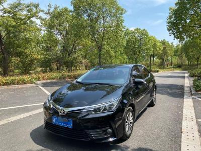 豐田 卡羅拉  2017款 改款 1.2T S-CVT GL-i圖片