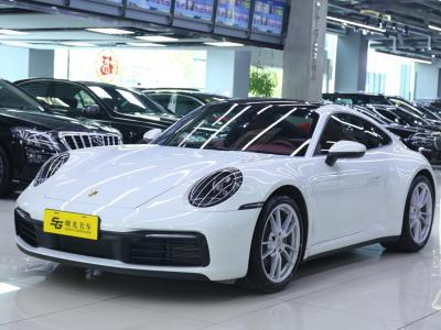 保时捷 911  2020款 Carrera 4 3.0T