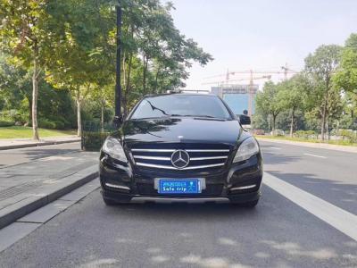 2014年7月 奔驰 奔驰R级(进口) R 400 4MATIC 豪华型图片