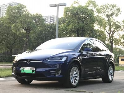 特斯拉 Model X Model X 100D 长续航版图片