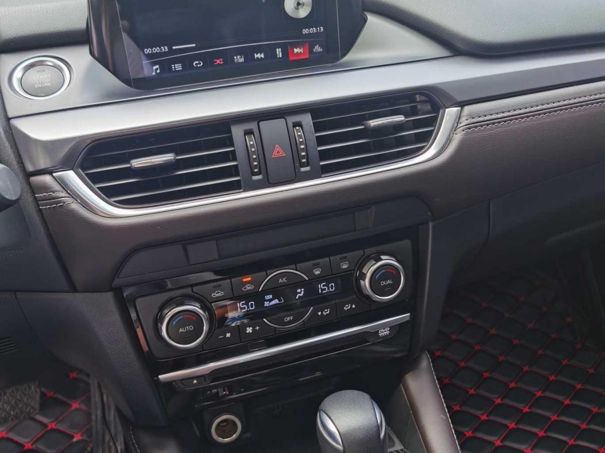 马自达 阿特兹  2018款 2.5L 蓝天运动版图片