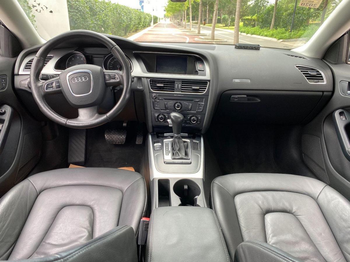 奥迪 奥迪A5  2010款 2.0TFSI Sportback 舒适型图片
