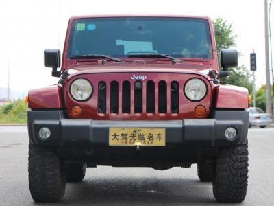 2008年10月 Jeep 牧马人  3.8L Sahara 两门版图片
