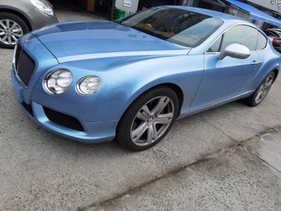 2013年12月 宾利 欧陆 4.0T GT V8图片