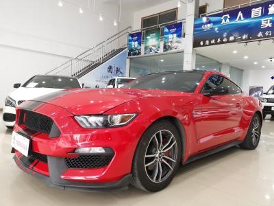 2017年4月 福特 Mustang(进口) 2.3T 运动版图片