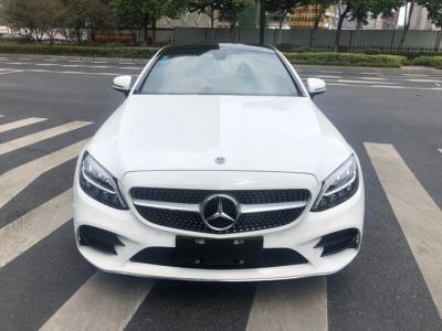 2019年9月 奔驰 奔驰C级(进口) C 260 轿跑车图片