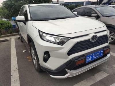 丰田 RAV4荣放  2020款 2.0L CVT四驱风尚PLUS版图片