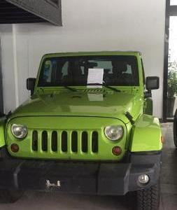 2012年1月   Jeep (进口)牧马人 3.6 两门 Sahara图片