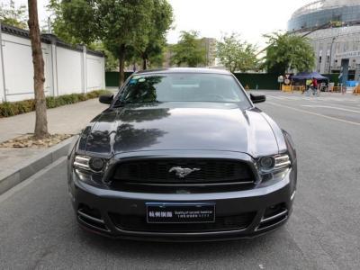 2013年9月 福特 Mustang(进口) 3.7L V6自动标准型图片