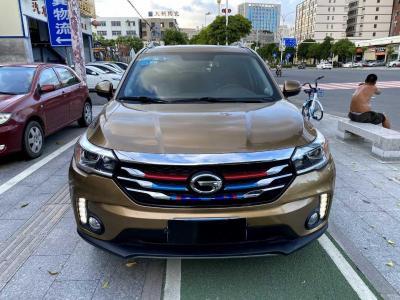 2016年12月 广汽传祺 GS4 200T G-DCT豪华版图片