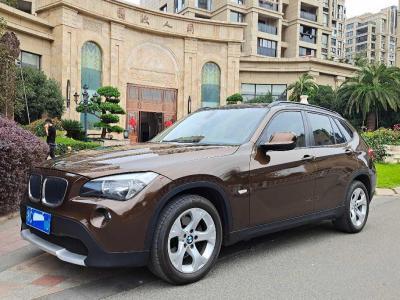 2012年7月 宝马 宝马X1 xDrive20i 豪华型图片