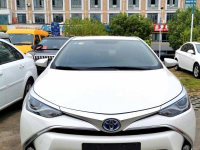 丰田 雷凌  2017款 改款双擎 1.8H V CVT豪华版 国V
