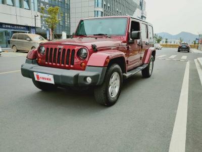 2012年3月 Jeep 牧马人  3.6L Sahara 两门版图片