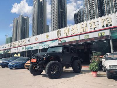 Jeep 牧马人  2013款 3.6L Sahara 四门版图片