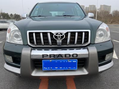 丰田 普拉多 3.0手动柴油图片
