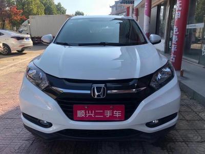 2017年5月 本田 缤智  1.5L CVT两驱舒适型图片