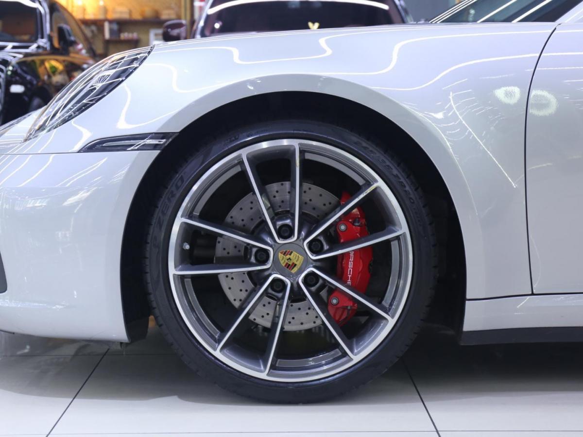 保时捷 911  2019款 Carrera S 3.0T图片