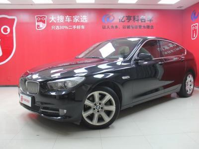 宝马 宝马5系GT  2010款 550i 豪华型
