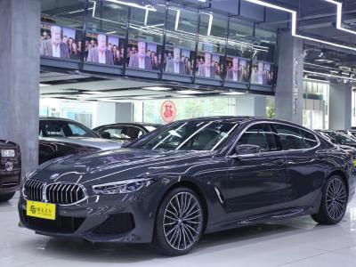2020年10月 宝马 宝马8系  840i xDrive 四门轿跑车 M运动套装图片