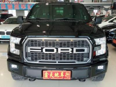 福特 猛禽 F-150 Regular Cab 3.5T 375hp 四驱 8.0-ft XLT图片
