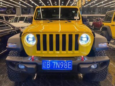 Jeep 牧马人(进口) 2.0T Sahara 四门炫顶版图片