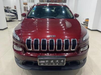 2016年6月 Jeep 自由光  2.4L 领先智能版图片