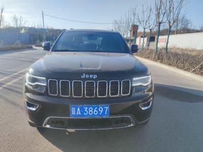 2018年4月 Jeep 大切诺基(进口) 3.6L 旗舰尊耀版图片