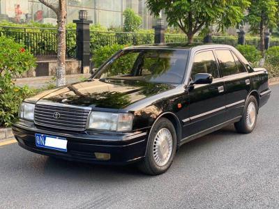 丰田 皇冠  1996款 3.0L