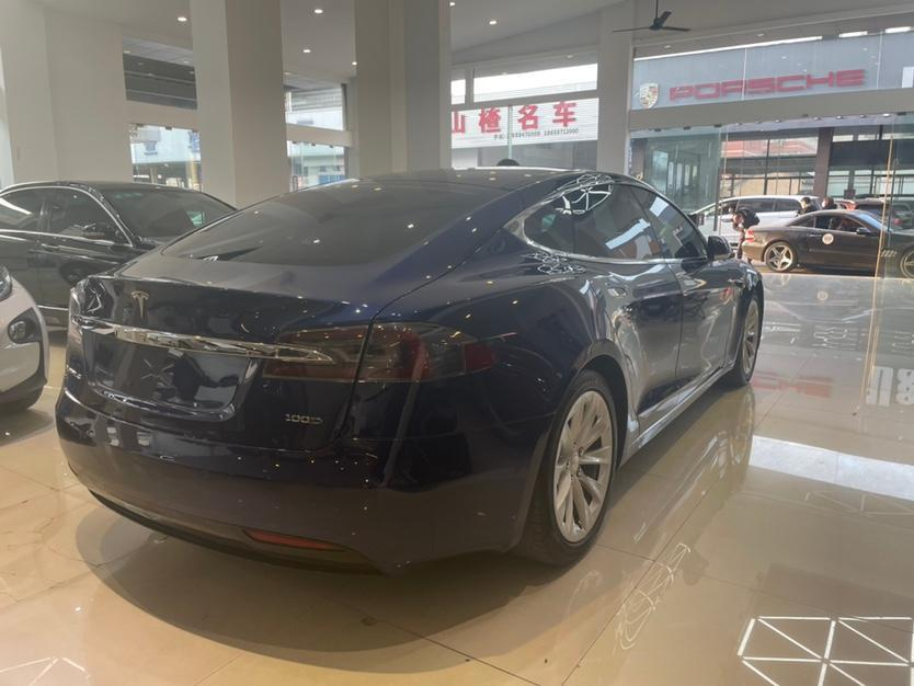 特斯拉 Model S  2017款 Model S 100D图片
