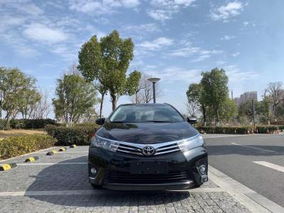 2018年8月 丰田 卡罗拉 改款 1.6L S-CVT GL图片