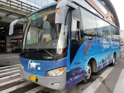 2012年6月 金龙 凯歌 2.4L商务型客车旗舰型4RB2图片
