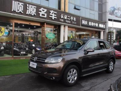 2011年2月 大众 途锐 3.0T 标配型 柴油版