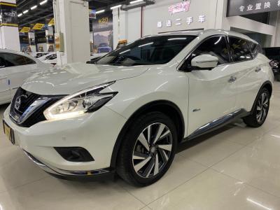 日产 楼兰  2019款 2.5 S/C HEV XE 四驱混动智联尊尚版 国V图片