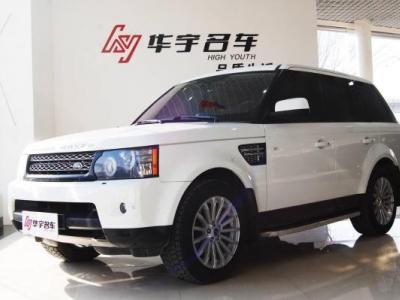 路虎 揽胜运动版  3.0T TDV6 Sporty 柴油版