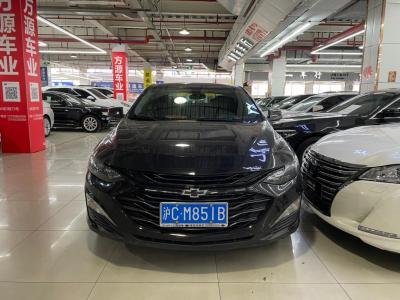 2019年7月 雪佛兰 迈锐宝XL Redline 550T 自动锐动版图片