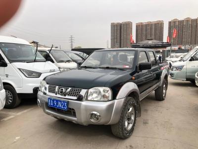 日产 D22 2.4L汽油四驱高级型图片