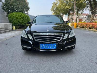 奔馳 奔馳E級  2011款 E 300 L 時尚尊貴型