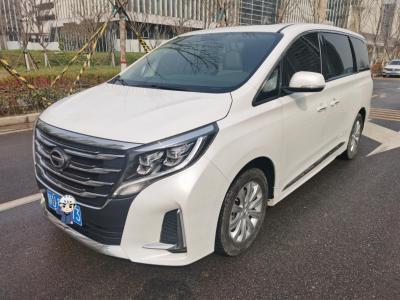 广汽传祺 GM8  2020款 领航款 390T 豪华版