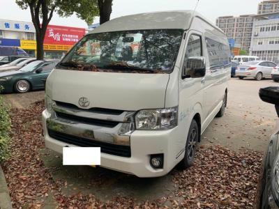 丰田 HIACE  2011款 2.7L自动豪华版13座