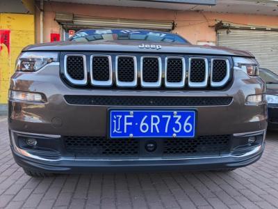 Jeep 大指挥官  2018款 2.0T 四驱尊享版图片