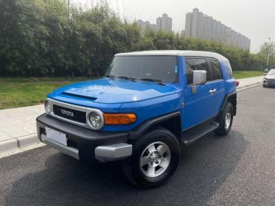 2007年6月 丰田 FJ 酷路泽(进口) 4.0L图片